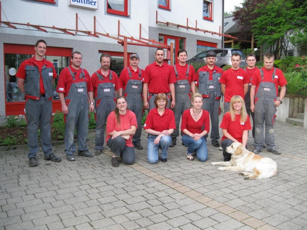 Team Büttner